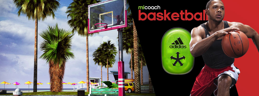 Adidas Micoach baskets